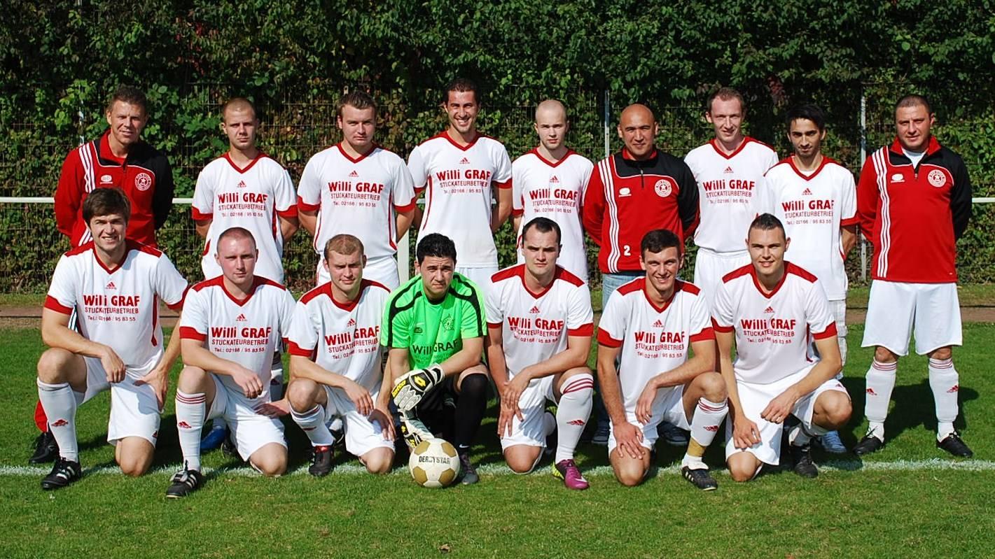 1. Mannschaft Saison 2011/2012