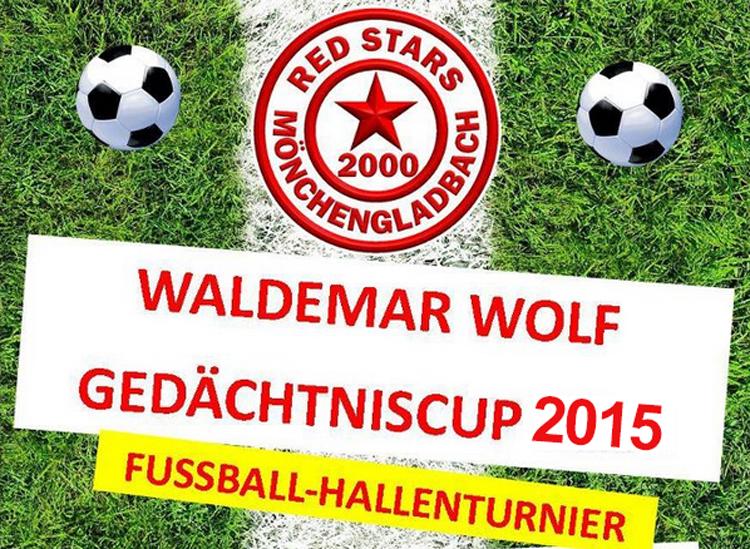 Waldemar Wolf Gedächtniscup am 28.03.2015