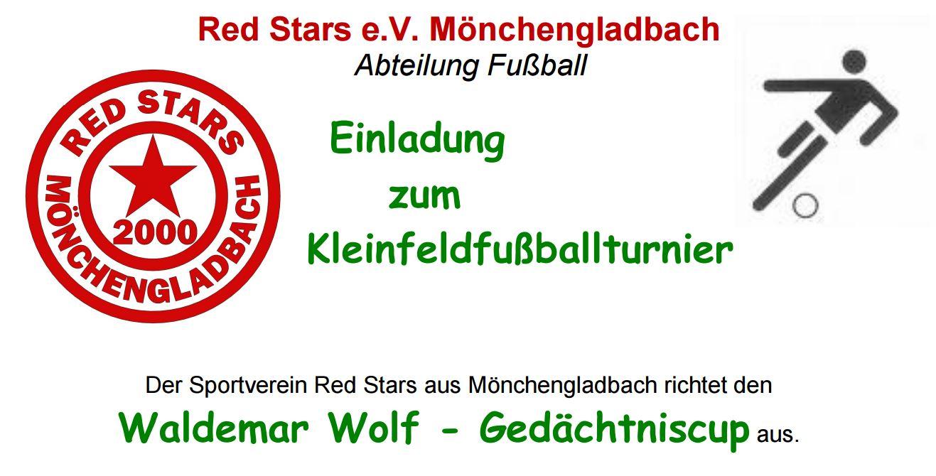 Einladung  zum Kleinfeldfussballturnier | 11.06.16 – ab 9 Uhr